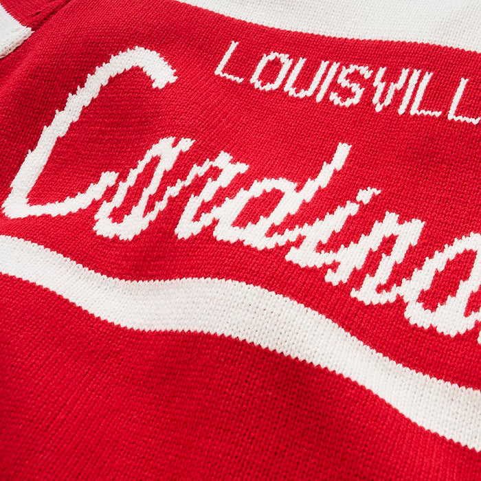 Louisville Tailgating Sweater