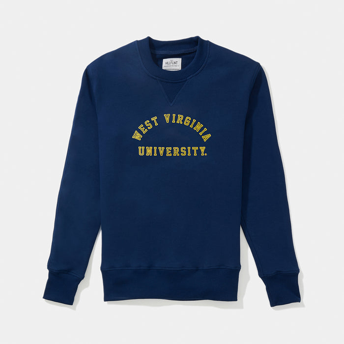 West Virginia Classic Crewneck Sweatshirt