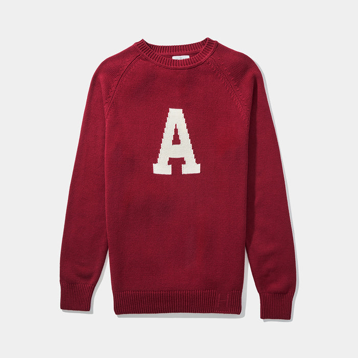 Arkansas Vintage Letter Sweater
