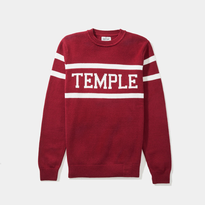 Temple Stadium Sweater