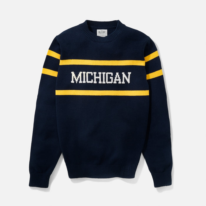 University of Michigan | Stadium Sweater | Michigan Wolverines Apparel
