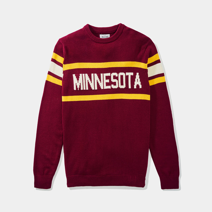 Minnesota Retro Stadium Sweater