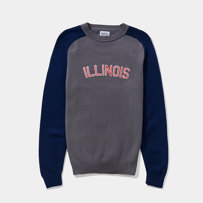 Illinois Regional Sweater