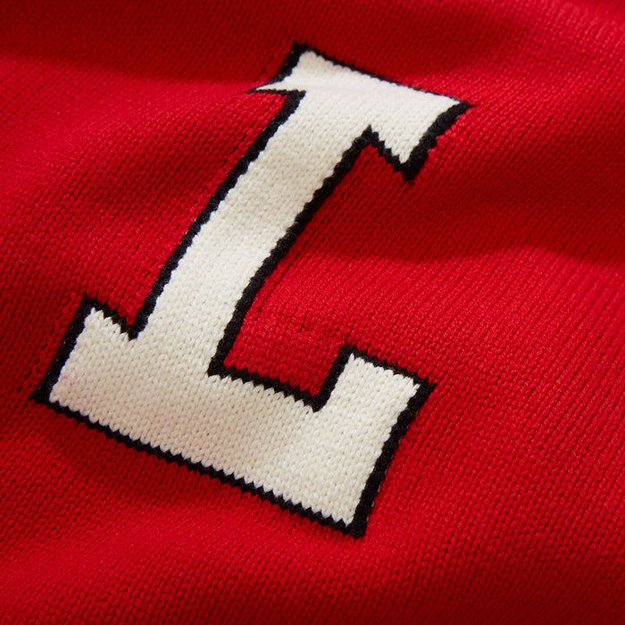 Louisville Letter Sweater