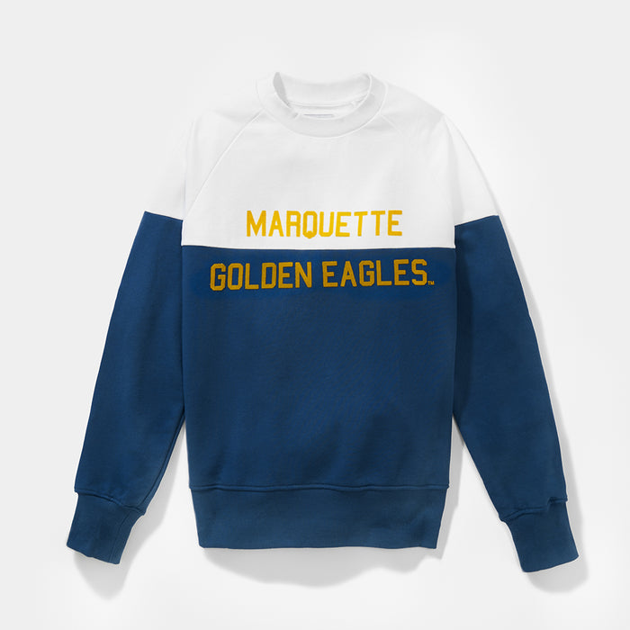 Marquette Colorfield Sweatshirt