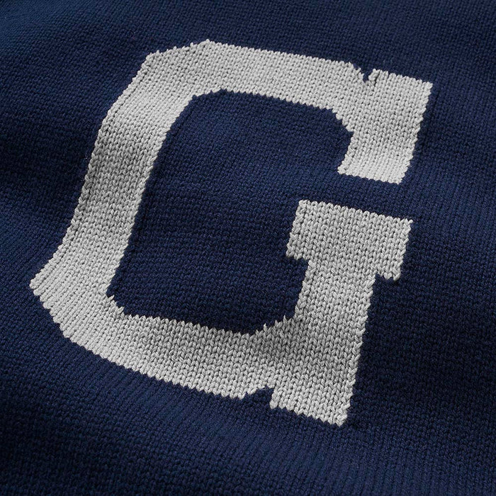 Georgetown Vintage Letter Sweater