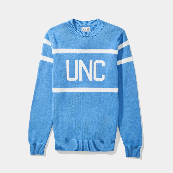 UNC Stadium Sweater