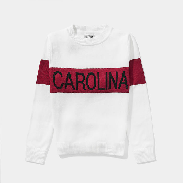 Women's South Carolina Retro Stripe Sweater