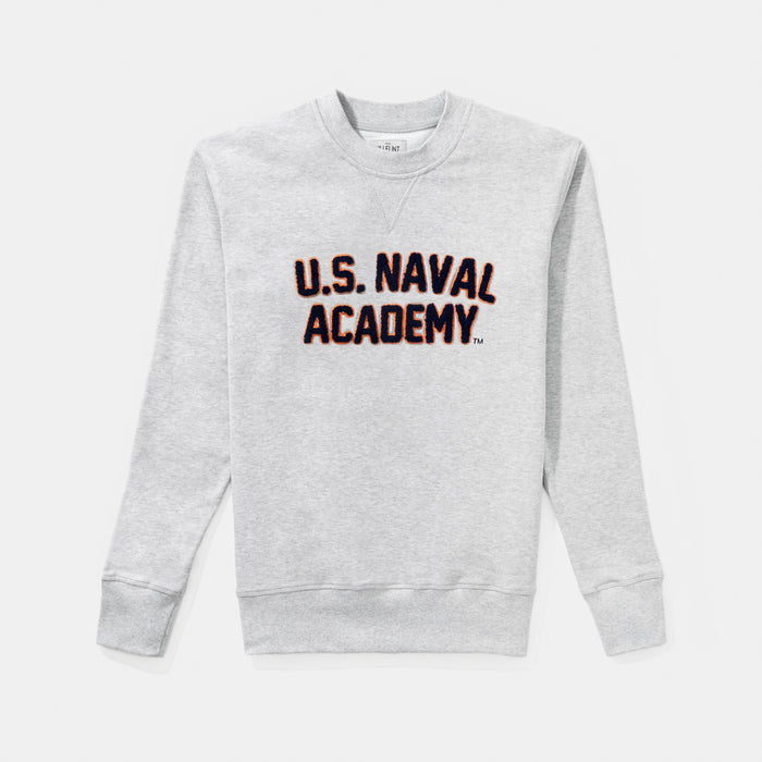 Navy School Sweatshirt