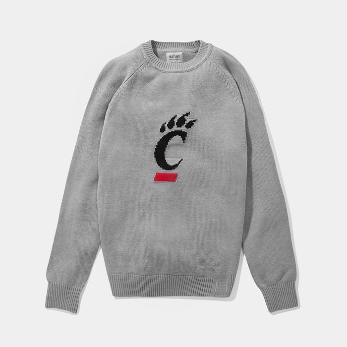 Cincinnati Letter Sweater
