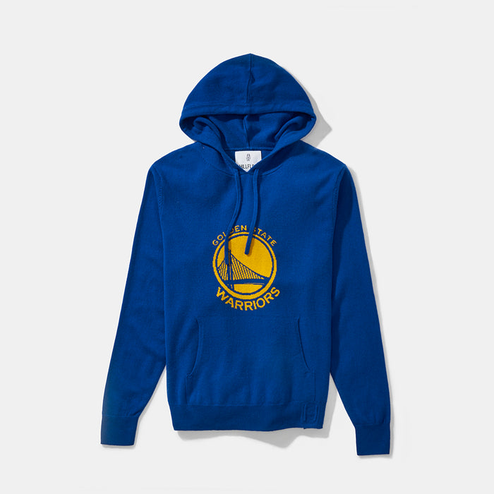 Golden State Warriors (Blue) Cashmere Hoodie