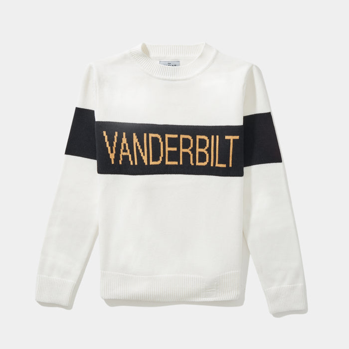 Women's Vanderbilt Retro Stripe Sweater