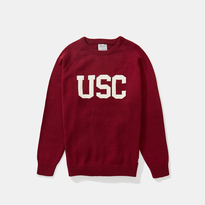 University of South Carolina Letter Sweater