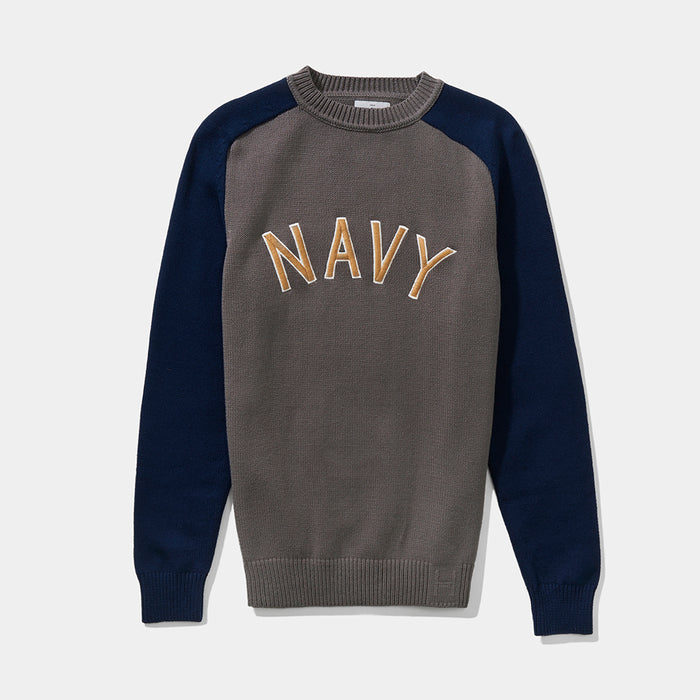 Navy Regional Sweater