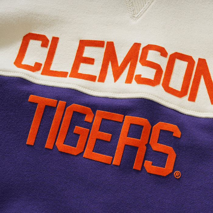 Clemson Colorfield Sweatshirt