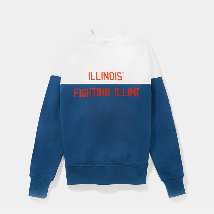 Illinois  Colorfield Sweatshirt