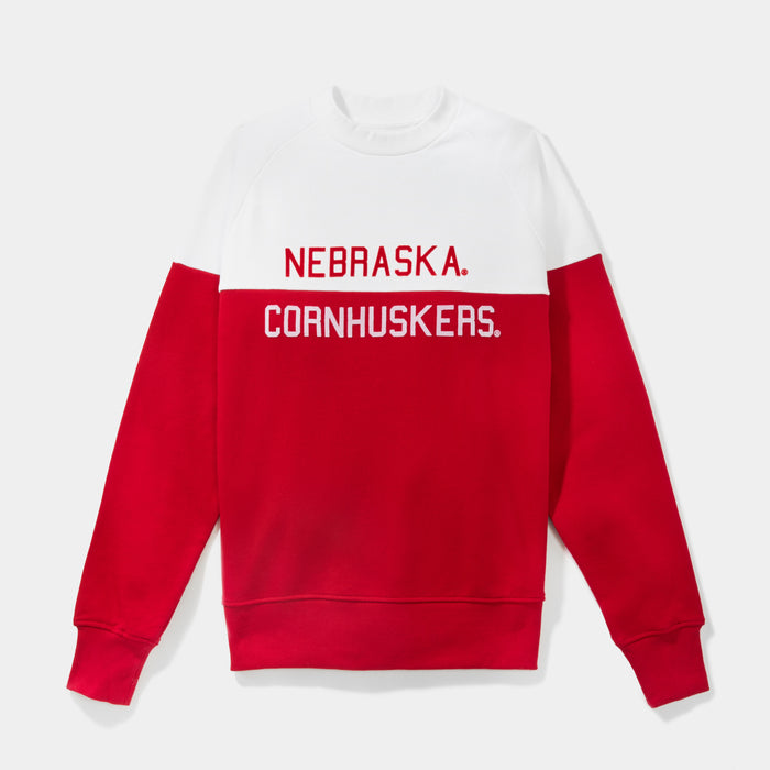Women's Nebraska Colorfield Sweatshirt