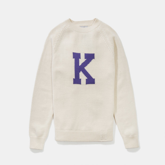 Kenyon Letter Sweater