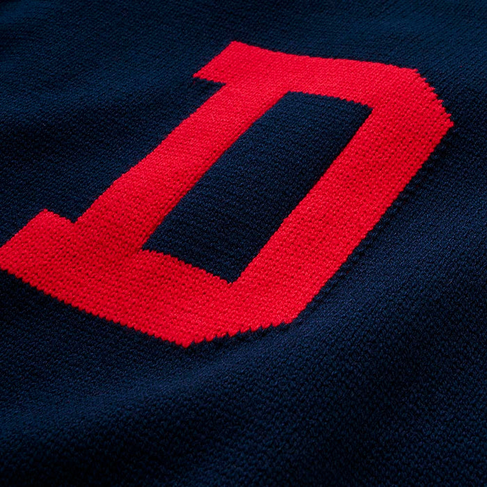 Dayton Letter Sweater