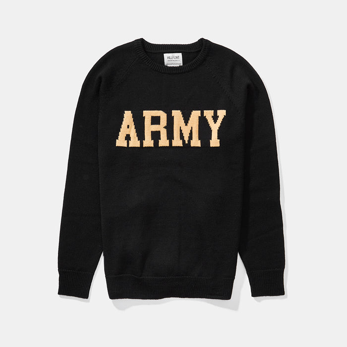 Merino Army School Sweater