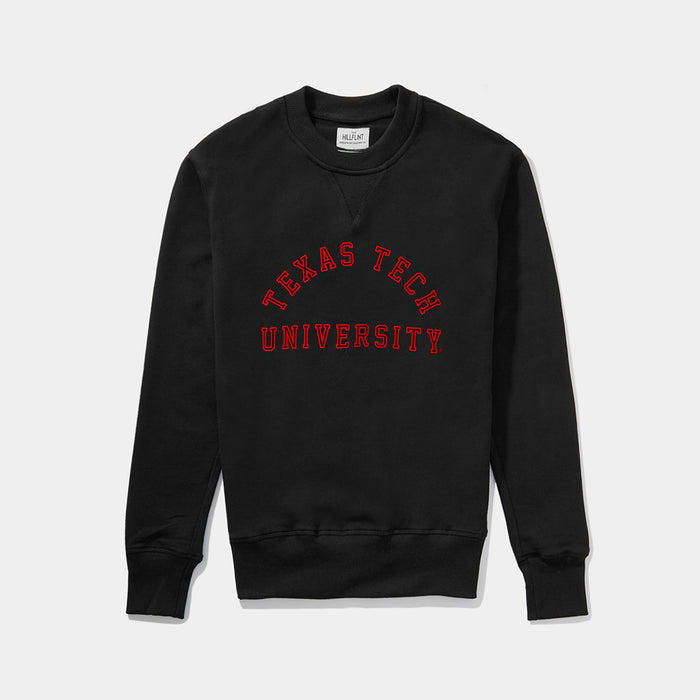 Texas Tech Classic Crewneck Sweatshirt