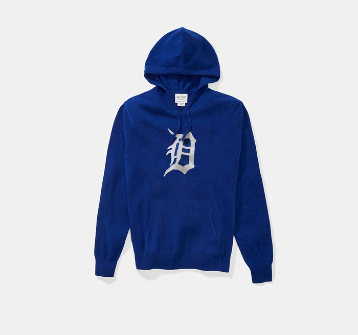 Detroit Tigers Cashmere Hoodie