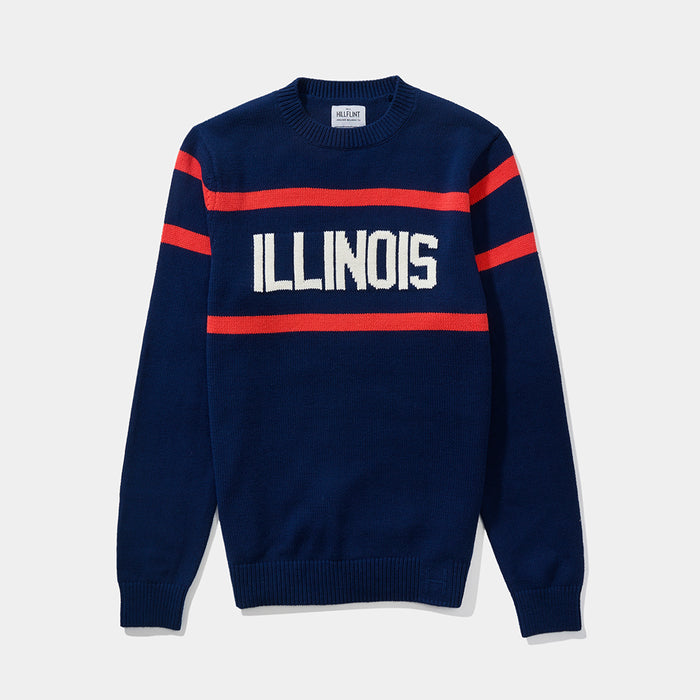 Illinois Stadium Sweater