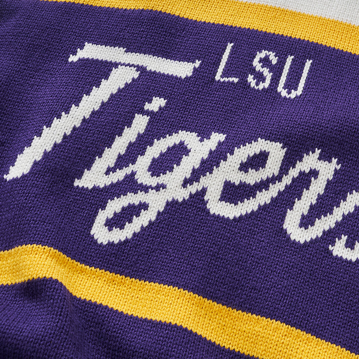 LSU Tailgating Sweater (Full Sleeve)