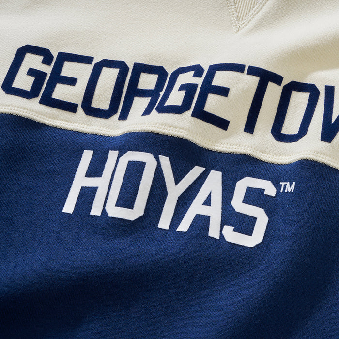 Georgetown Colorfield Sweatshirt
