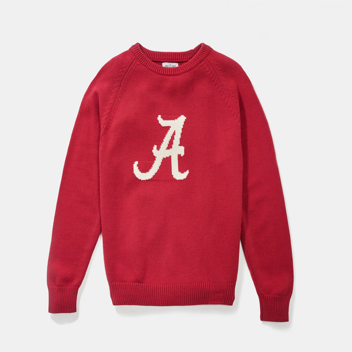 Alabama Letter Sweater
