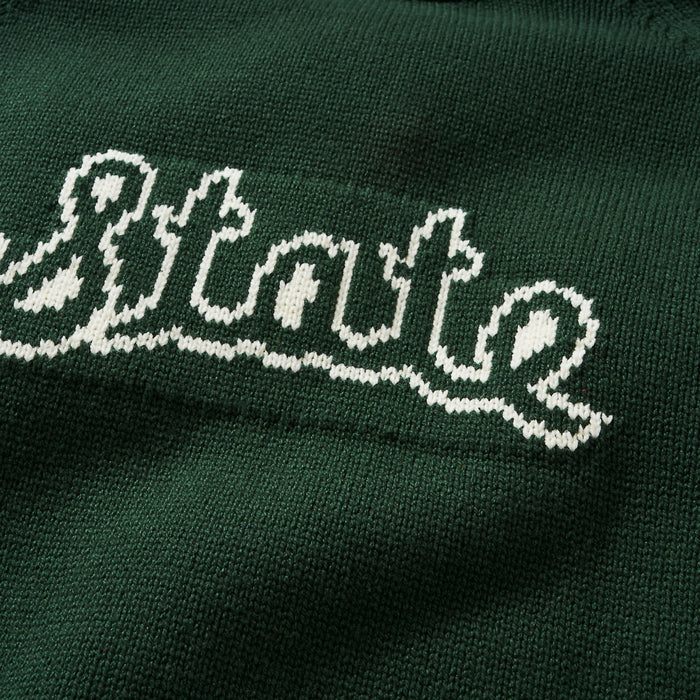 Michigan State Vintage Script Sweater