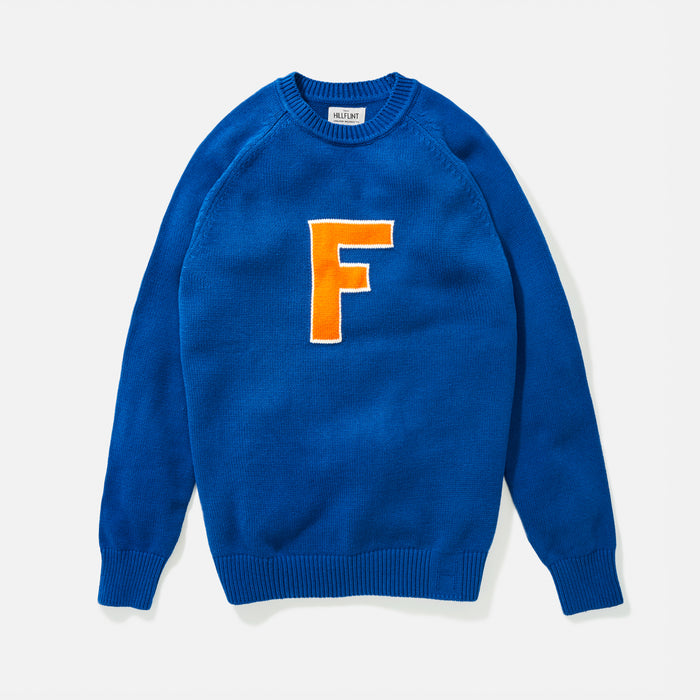 Florida Vintage Letter Sweater