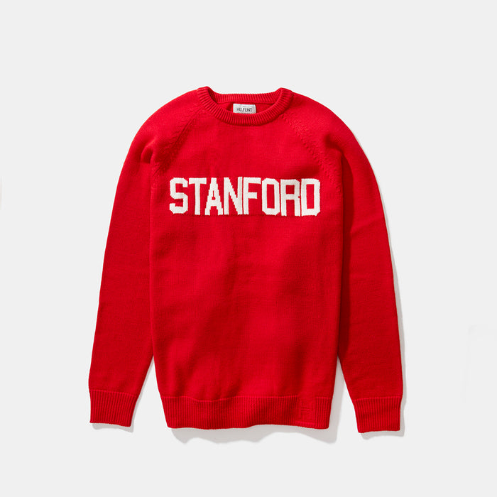 Merino Stanford School Sweater