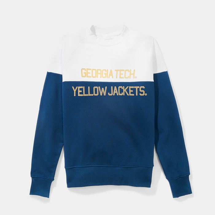Georgia Tech Colorfield Sweatshirt