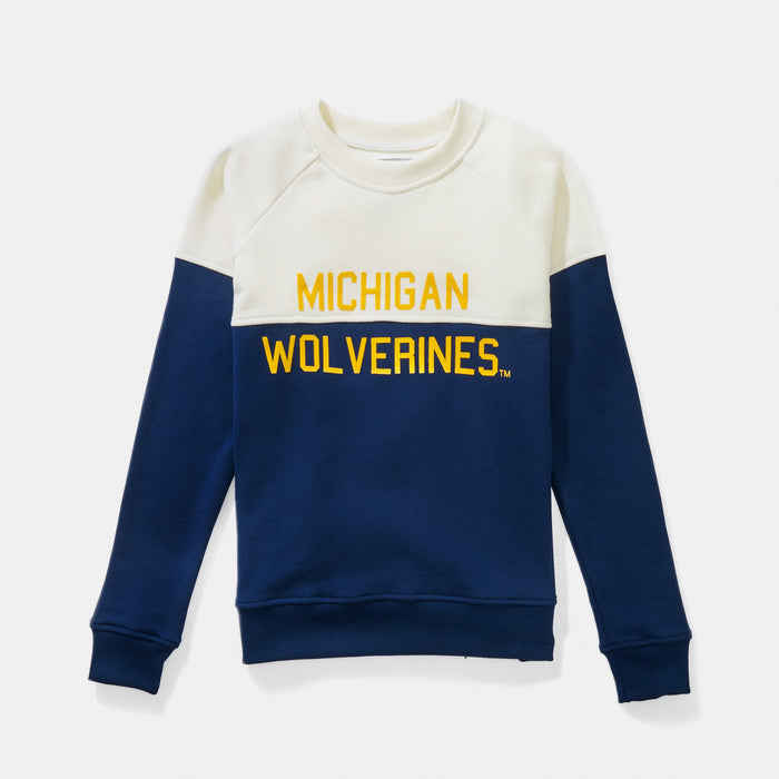 Michigan Colorfield Sweatshirt