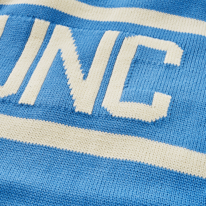 UNC Retro Stadium Sweater