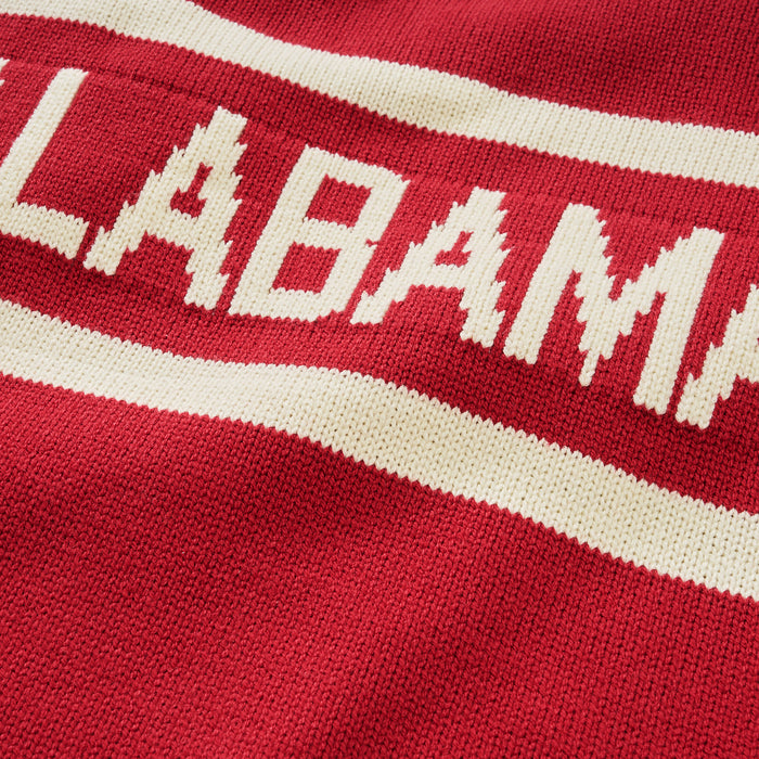 Alabama Retro Stadium Sweater