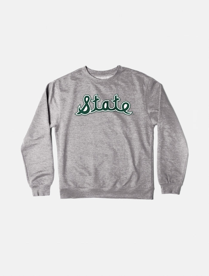 Michigan State Vintage Crewneck Sweatshirt