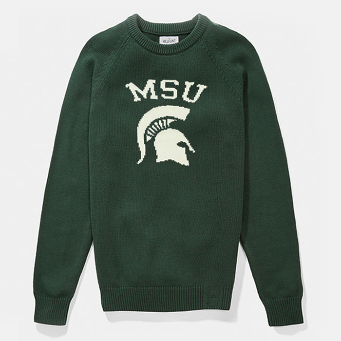 Michigan State Mascot Sweater