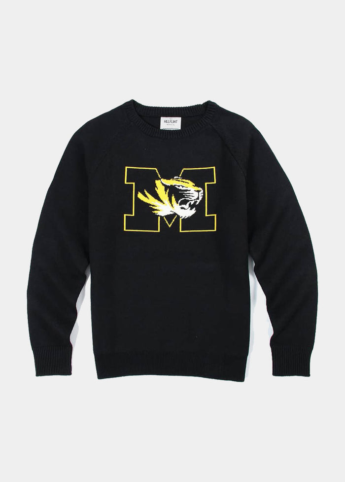 Missouri Letter Sweater