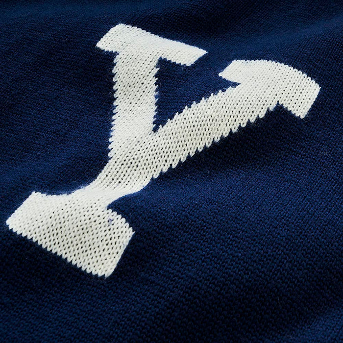 Yale Letter Sweater