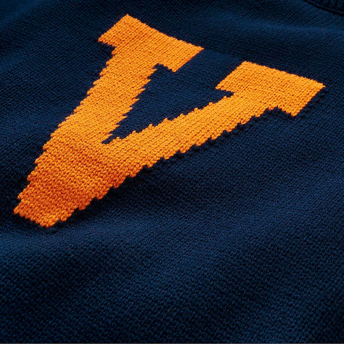 UVA Letter Sweater