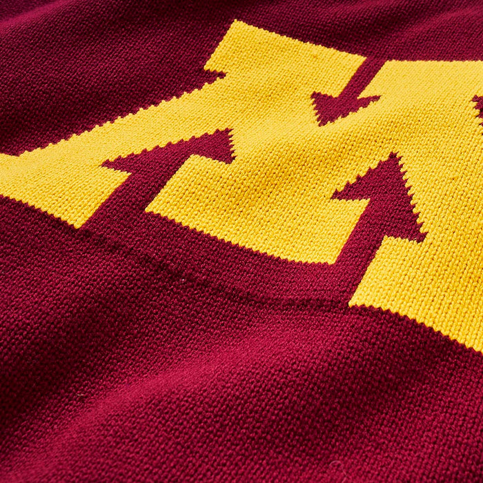 Minnesota Letter Sweater