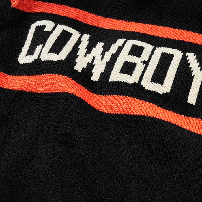 Oklahoma State Retro Stadium Sweater