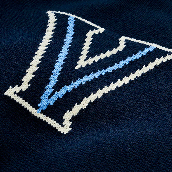Women's Villanova Letter Sweater