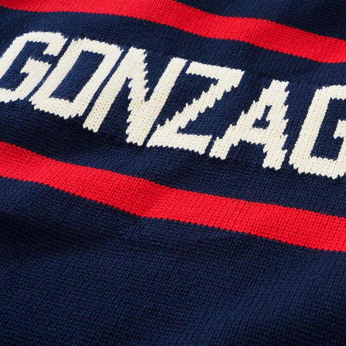Gonzaga Retro Stadium Sweater