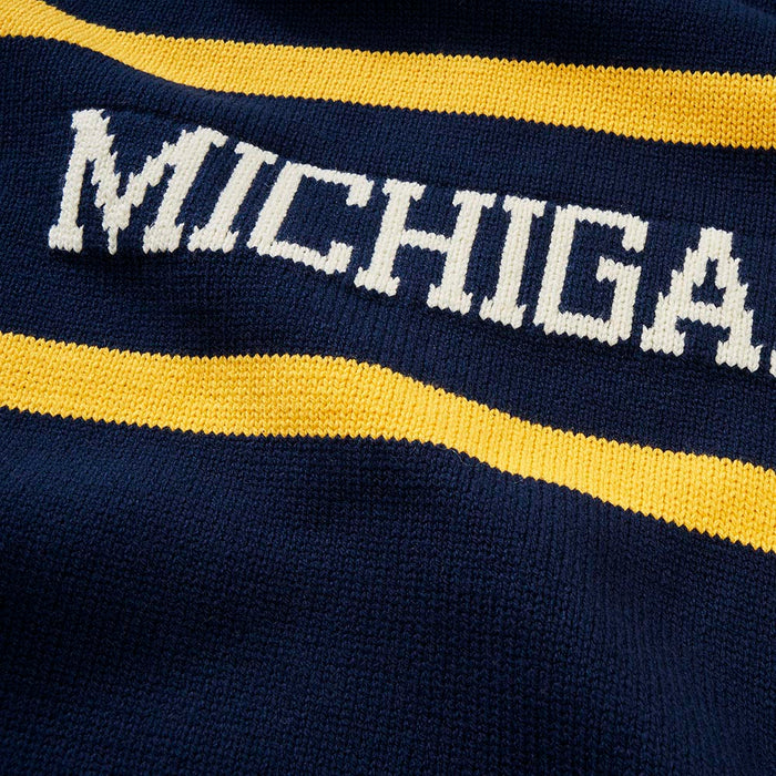 University of Michigan | Retro Stadium Sweater | Michigan Wolverines Apparel