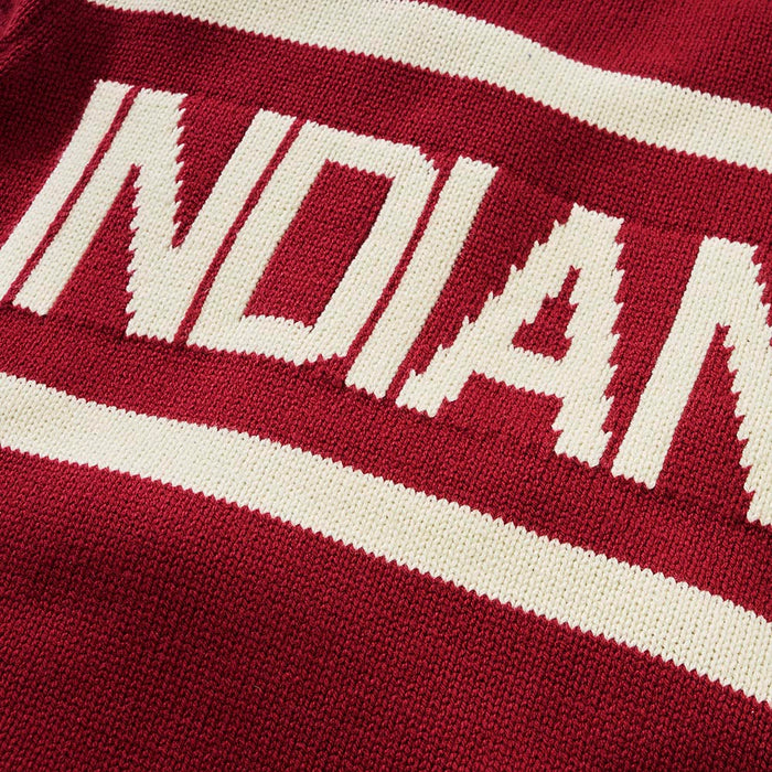 Women's Indiana Retro Stadium Sweater
