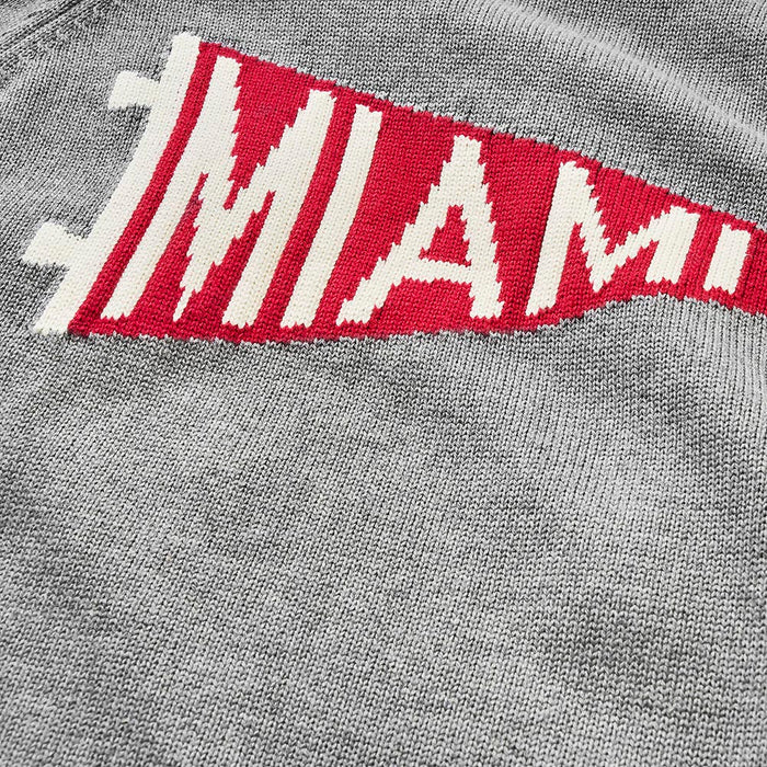 Miami (OH) Pennant Sweater