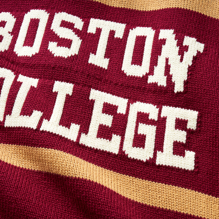 Boston College Retro Stadium Sweater